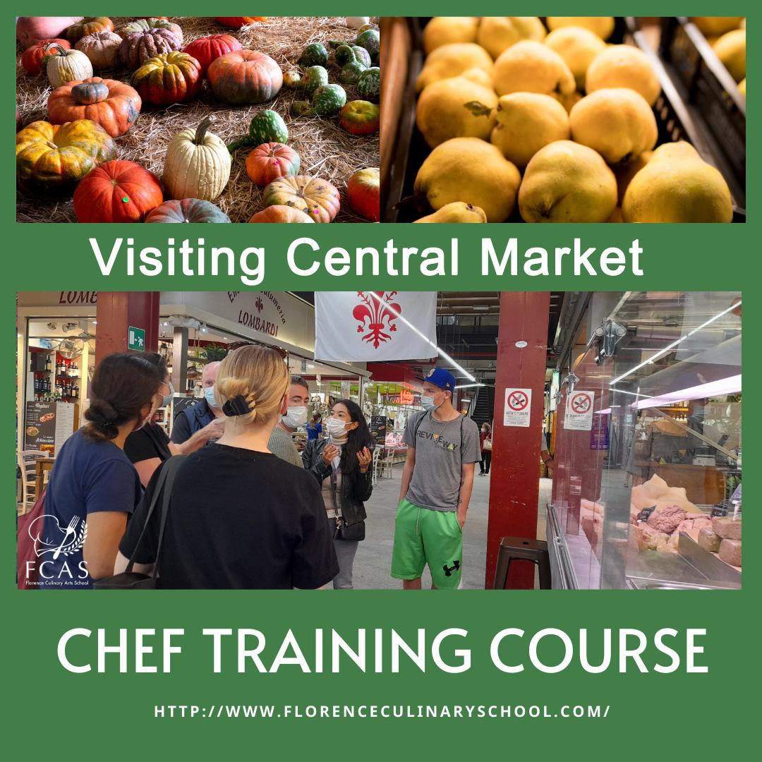 chef training course - mercato centrale