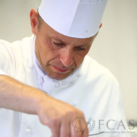 イタリア料理シェフ養成コース主任教授 Francesco Coniglio(フランチェスコ・コニーリオ)