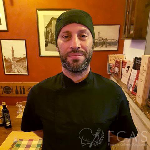 イタリア料理シェフ養成コース担当講師