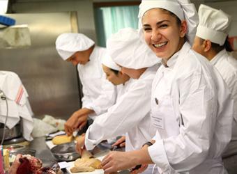 Italian Cuisine Professional Chef Training courses