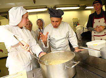 Italian Cuisine Professional Chef Training courses