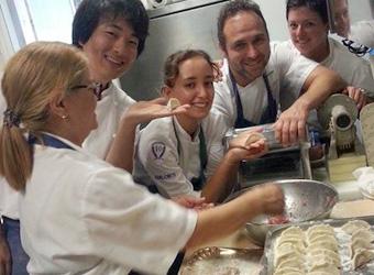 イタリア料理シェフ養成コース
