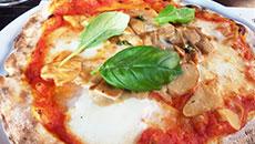 家庭料理 ピザ