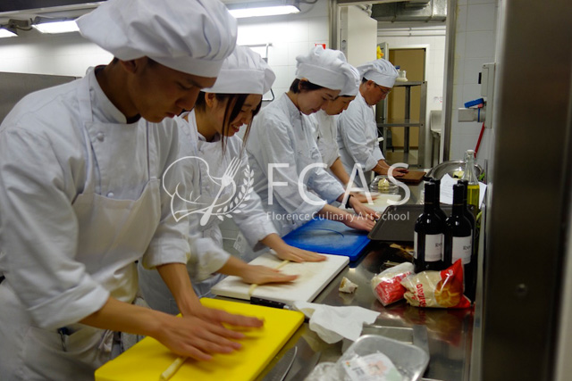 "Italian Cuisine Professional Chef Training Course 2016 Spring – Lesson #12 ""Southern Italian Cuisine"""
