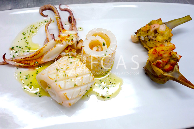 Lesson #13  Mediterranean Cuisine and Seafood