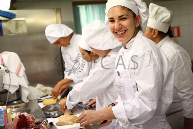 "Italian Cuisine Professional Chef Training Course 2016 Fall – Lesson #1 ""Tuscan Cuisine 1"""