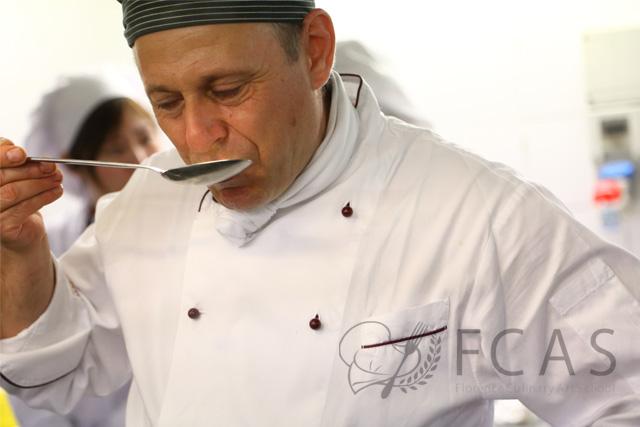 "Italian Cuisine Professional Chef Training Course 2016 Fall – Lesson #3 ""Northern Italian Cuisine"""