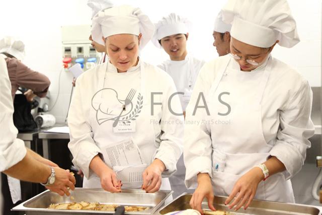 "Italian Cuisine Professional Chef Training Course 2016 Fall – Lesson #2 ""Tuscan Cuisine 2"""