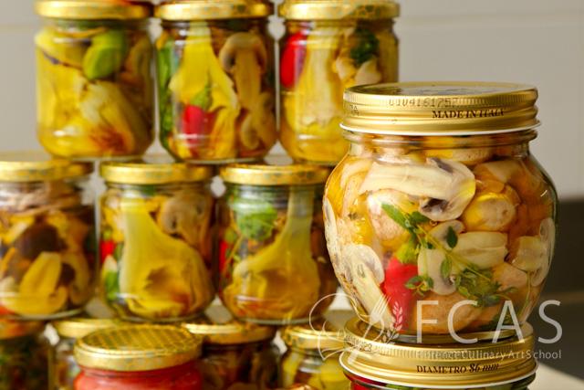 "Italian Cuisine Professional Chef Training Course 2016 Fall – Lesson #5 ""Southern Italian Cuisine"""