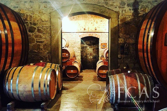 """Italian Cuisine Professional Chef Training Course 2016 Fall – Lesson #19 """"Winery Visit"""""""