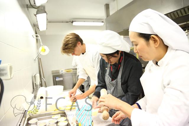 "Italian Cuisine Professional Chef Training Course 2016 Fall – Lesson #22 ""Rice Cuisines"""