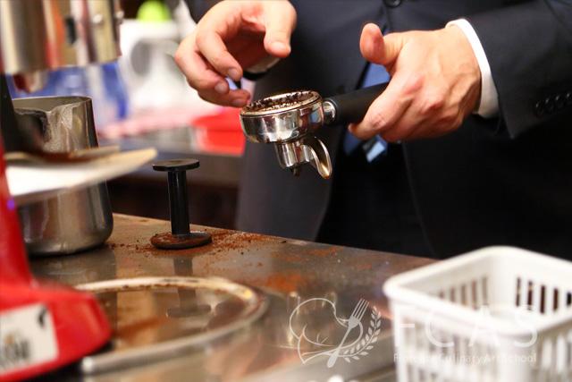 "Italian Cuisine Professional Chef Training Course 2016 Fall – Lesson #26 ""Barista Lesson"""