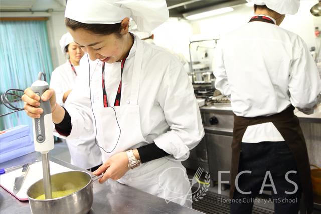 """Italian Cuisine Professional Chef Training Course 2017 Winter – Lesson #4 """"Mediterranean Cuisine 1"""""""