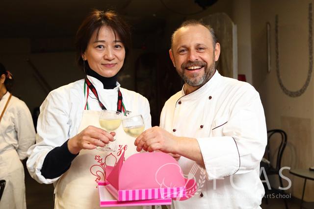 "Italian Cuisine Professional Chef Training Course 2017 Winter – Lesson #5 ""Vegetarian Dishes"""