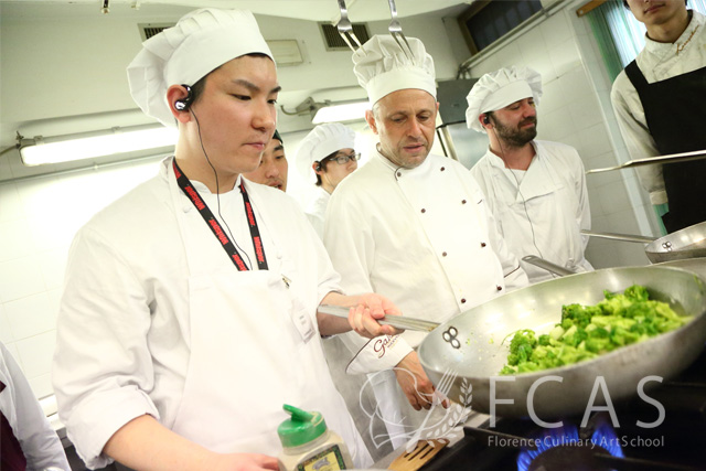 """Italian Cuisine Professional Chef Training Course 2017 Winter – Lesson #7 """"Home Cooking for Professionals"""""""