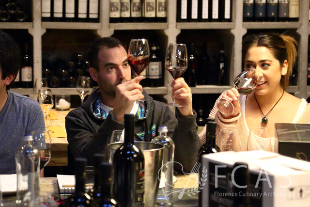 """Italian Cuisine Professional Chef Training Course 2017 Winter – Lesson #8 """"Sommelier Lesson – Day 3"""""""