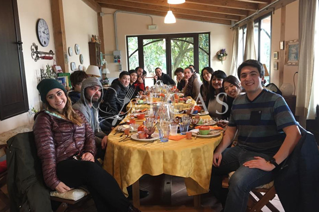 """Chef Training Course 2017 Winter – """"Cheese Factory Visit"""""""