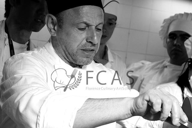 "ITALIAN CUISINE PROFESSIONAL CHEF TRAINING COURSE 2017 SPRING – LESSON #2 ""Tuscan cuisine 1"""