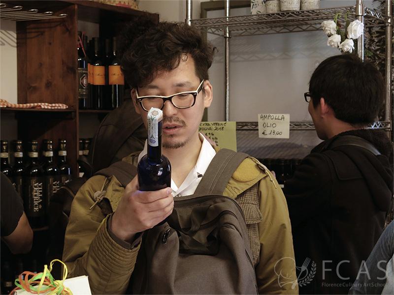 イタリア料理シェフ養成ワイナリー研修