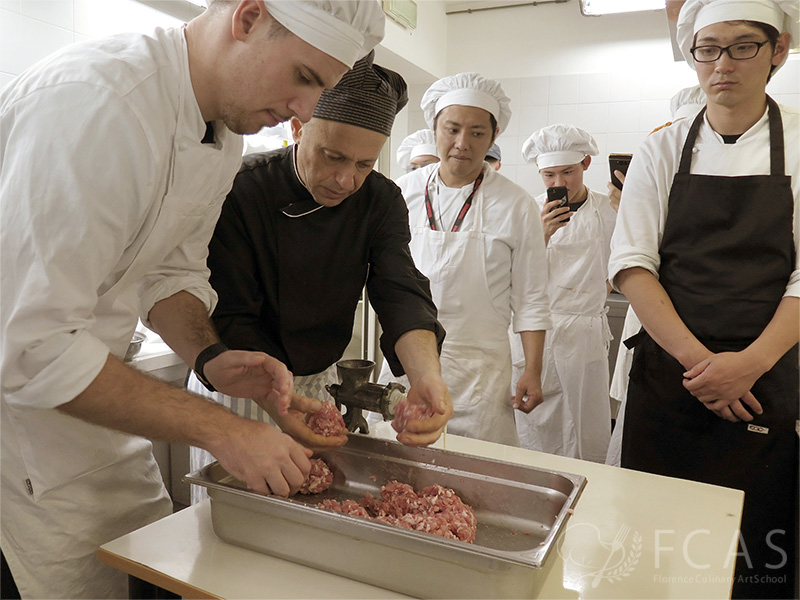 Chef Training Course - Class Scene