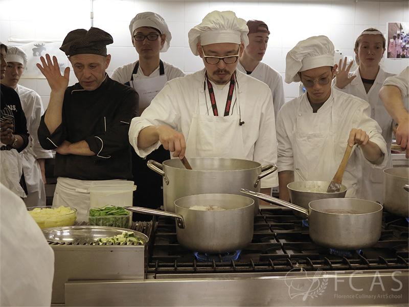 Chef Training Course - Class Scene