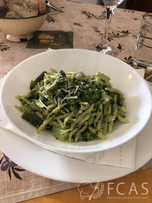 Italian home cooking 4 weeks course