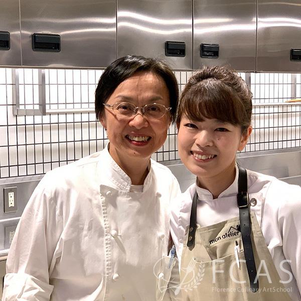 Achievement of the graduate (Ms.Midori Nozaki)
