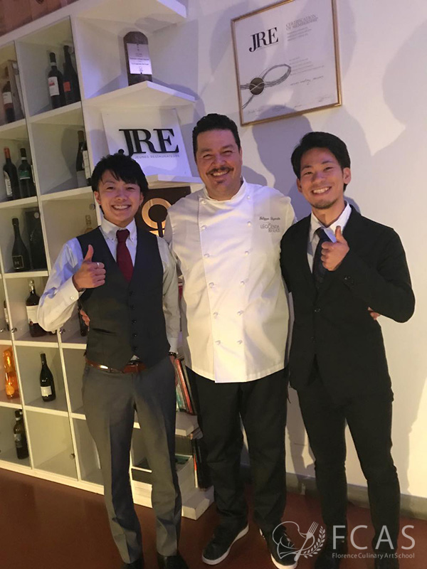 chef course