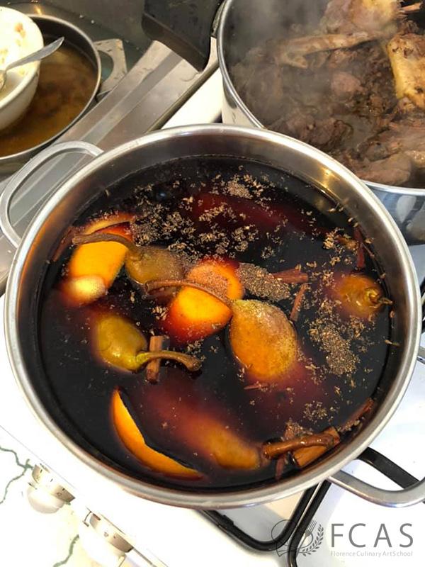 イタリア家庭料理2週間コース